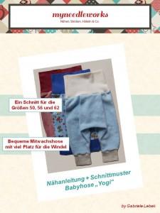 Cover_Naehanleitung_Babyhose Yogi_by myneedleworks