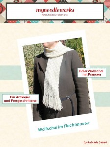 Cover_Wollschal im Flechtmuster_by myneedleworks